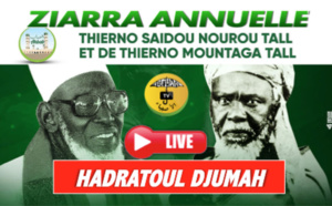 REPLAY - ZIARRA OMARIENNE 2019 - Revivez la Hadratoul Djumah de la Mosquée Omarienne
