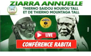 DIRECT - ZIARRA OMARIENNE 2019 - SUIVEZ la Conférence RABITA en Direct de la Mosquée Omarienne