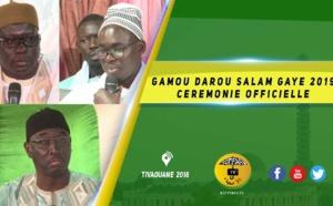 VIDEO -  Cérémonie Officielle du Gamou Darou Salam Gaye 2019
