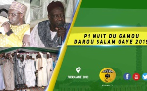 VIDEO -  Bambilor - Gamou Darou Salam Gaye 2019 - Allocutions de Serigne Mansour SY Djamil de Serigne Moulaye SY et Causerie de Oustaz Tafsir Gaye