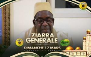 VIDEO -  ZIARRA GENERALE 2019 - Yobalou Ziarra 2019 - Le Message de Serigne Mame Ass Sy Djamil
