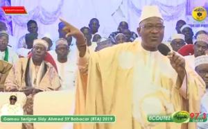 Gamou Gueule Tappée 2019 - Causerie Serigne Idrissa Diop