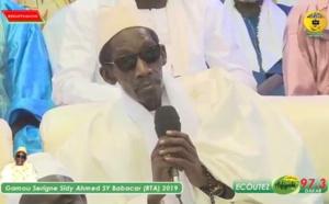 Gamou Gueule Tappée 2019 - Le Discours de Serigne Mame Ousmane Sy Dabakh