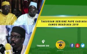 VIDEO -  Suivez le Takussan Serigne Pape Alioune Gadiaga - Présidé par Serigne Sidy Ahmed Sy Abdou - GAMOU NGADIAGA 2019
