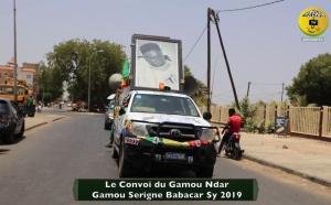 Vidéo - Convoi du Gamou Serigne Babacar Sy de Saint Louis 2019 - GAMOU NDAR