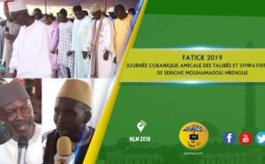 VIDEO -  Journée Coranique Amicale des Talibés et Sympathisants de Serigne Mouhamadou Mbengue