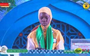 GRAND PRIX SENICO 2019 - Voici la prestation de la lauréate Sokhna Khady Dramé de Louga