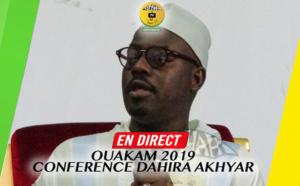 DIRECT OUAKAM - Conférence Dahira Akhyar présidée par Serigne Moustapha Sy Abdou