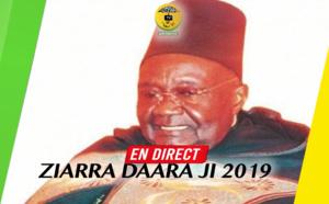 DIRECT TIVAOUANE - Ceremonie Officielle de la  Ziarre Daara Ji 2019 en hommage à Serigne Mansour Sy Borom Daara Ji
