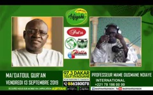 VIDEO - Réaction du Dr Bakary SAMB: L'école d'El Hadj Malick Sy ou l'originalité d'un soufi réformateur
