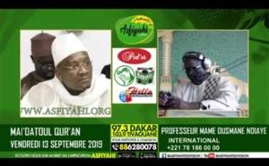 VIDEO - Réaction de Serigne Ahmed Sarr: Aux sources de l'école de Maodo et appel à l'unité confrérique