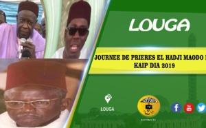 VIDEO- Suivez la 9ème édition des journées de prières à la mémoire d' El Hadji Maodo Dia à Kaip Dia présidées par Serigne Mansour Sy Djamil et animées par El Hadji Doudou Kend Mbaye