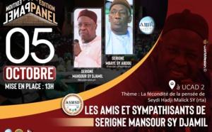DIRECT UCAD - Suivez le Panel des amis et sympathisants de Serigne Mansour Sy Djamil sur le thème: la fécondité de l'école de Seydil Hadj Malick Sy