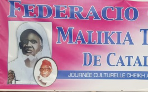 DIRECT BARCELONE - Journée Cheikh de la federation Dahira Malikiyya Catalunya en hommage à Serigne Habib Sy Malick