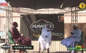 DIRECT TIVAOUANE - PLATEAU SPECIAL MAWLID 2019 - invites Imam Khalifa Diagne et Iman Mansour Seck