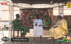 DIRECT TIVAOUANE - PLATEAU SPÉCIAL MAWLID 2019 - Invités Serigne Ahmed Sarr et OustaCheikh T Wade