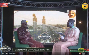 VIDEO - Synthése du Message de Tivaouane - Ceremonie Officielle Mawlid 2019 avec Serigne Pape Khalifa Ndiaye et Oustaz Babacar Niang