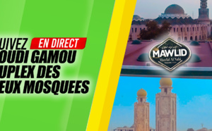 Suivez EN DUPLEX la nuit du Mawlid - Grande Mosquée et Zawiya Serigne Babacar SY