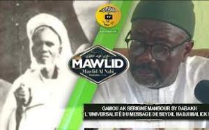 Exclusif - Gamou ak Serigne Mansour Sy Dabakh : l'Universalité du Massage de Maodo