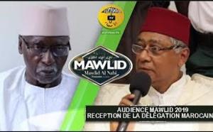 AUDIENCE MAWLID 2019 : Réception de la Délégation Marocaine