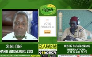 VIDEO - Affaire du Daara de Ndiagne - La Réaction et les recommandations de de Serigne Mame Alpha Sy Dabakh