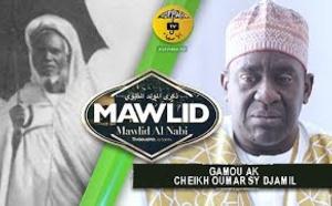Mawlid 2019 - Gamou ak Serigne Cheikh Oumar SY DJAMIL
