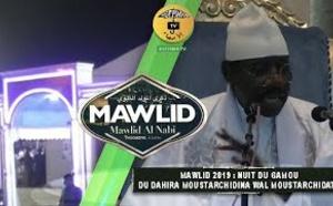 MAWLID 2019 AUX CHAMPS DE COURSE: Causerie de Serigne Moustapha Sy