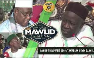 Mawlid 2019 - Takussan Baye Djamil présidé par Serigne Mansour Sy Djamil