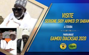 REPORTAGE - Le Film de la Visite de Serigne Sidy Ahmed Sy Dabakh à Touba chez le Khalif des Mourides, Chez Serigne Abo Falilou et Chez Serigne Abdou Samath Mbacké