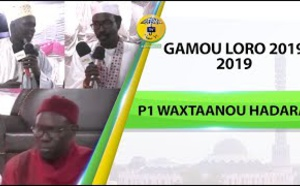 VIDEO - Suivez la Hadara et le Gamou du Dahiratoul Takhi wa Tahawouni de Loro Ndiobéne, Edition 2019