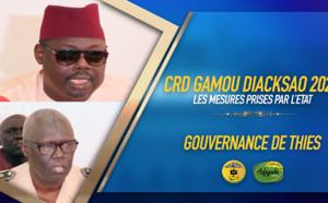VIDEO - CRD GAMOU DIACKSAO 2020 - Les mesures prises par l'Etat du Sénégal (Compte Rendu)