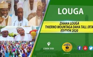 VIDÉO - Suivez la Ziarra Thierno Mountaga Daha TALL (rta) Edition 2020 avec Serigne Cheikh Ahmed Tidiane Tall et Thierno Cheikh Oumar Tall bachir