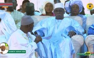 Gamou Abrar 2020: Causerie Serigne Babacar Mansour Khalif Général des Tidianes