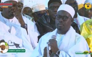Gamou Abrar 2020: Allocution Serigne Moustapha Sy Al Amine