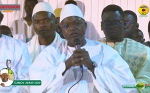 Gamou Abrar 2020: Allocution Ministre Oumar Gueye
