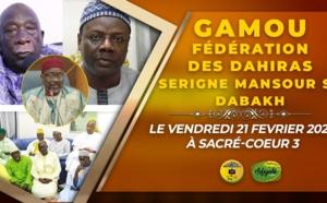 VIDEO ANNONCE : Suivez l'appel du Gamou de la Fédération des Dahiras de Serigne Mansour Sy Dabakh - Vendredi 21 Fev 2020 à Sacré-Coeur 3