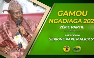 VIDEO: Suivez le Gamou Ngadiaga 2020 présidé par Serigne Pape Malick Sy et animé par El hadji doudou Kend Mbaye