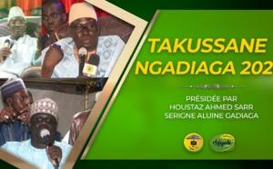 VIDÉO: Suivez le Takussane NGADIAGA 2020 prèsidé par Serigne Ahmed Sarr, Serigne Pape Gadiaga et animé par El Hadji Sam Mboup