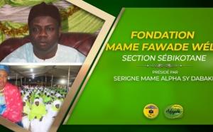 VIDEO - SEBIKOTANE - Suivez la Conférence Fondation Mame Fawade Wéllé animée par Serigne Mame Alpha Sy Dabakh