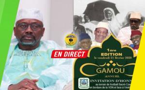 DIRECT SACRE-COEUR | Gamou 2020 Federation Serigne Mansour Sy Dabakh