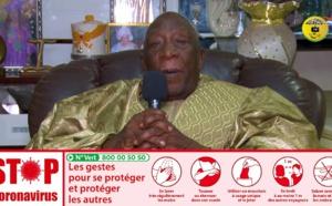 VIDÉO - Lutte contre le Covid19 : El Hadj Mansour Mbaye donne sa voix et montre la voie