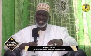 "KORITE 2020 MOSQUEE OMARIENNE - Korite 2020 - Le ""Sermon"" (QUTBA) de l'Imam Thierno Saidou Nourou Tall"