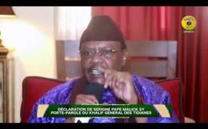 #Asfiyahi TV en direct - Rappel à Dieu de Serigne Pape Malick Sy, porte-parole du Khalif General de