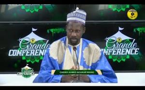 #ASFIYAHI TV en direct - GRANDE CONFERENCE avec MEDINA BAYE Invité : Cheikh Ahmed Boukar Niang