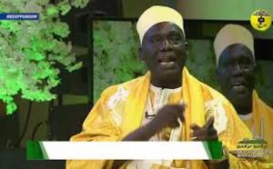 Communication de Dr Bachir Ngom - Lancement des Travaux de la Grande Mosquée de Tivaouane