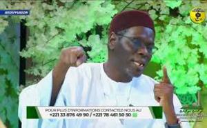 Communication de Abdoul Aziz Kebé - Lancement des Travaux de la Grande Mosquée de Tivaouane