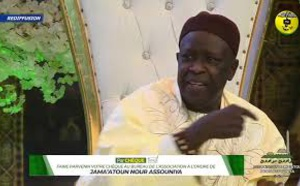 Communication de Serigne Mansour Sy Djamil - Lancement des Travaux de la Grande Mosquée de Tivaouane