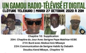 CLÔTURE TÉLÉBURD 2020 - CHAPITRE 10: INVITES Serigne P.Makhtar Kebé et Serigne Habib Sy Dabakh