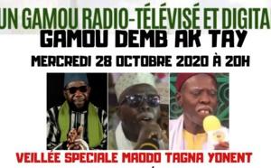 MAWLID 2020 - DAROUL HABIBI - Special Gamou Demb ak Tay - Invités: El Hadj Cissé Djing et El Hadj Lamine Gueye