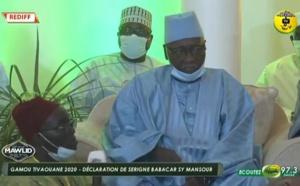 Mawlid 2020: Causerie du Khalif Général des Tidianes Serigne Babacar Sy Mansour
